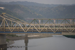 鹿島橋からの3橋梁