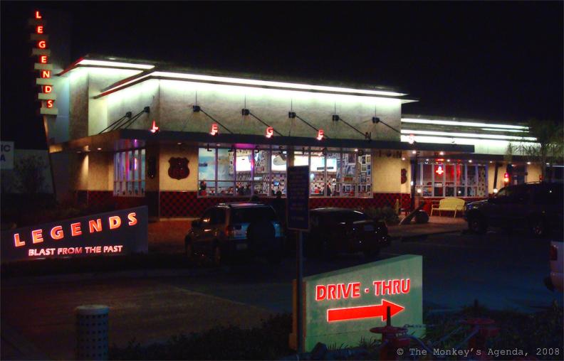 Legends Classic Diner
