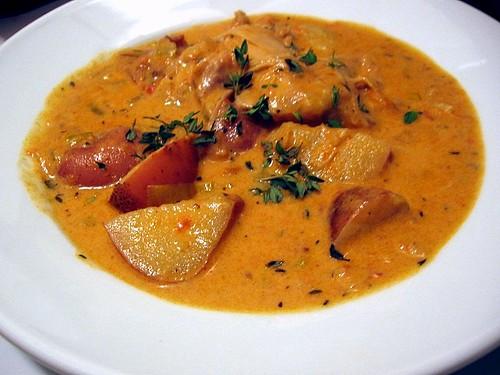 Dinner:  October 21, 2007
