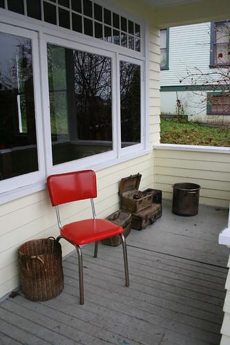 new porch