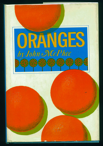 oranges, original cover