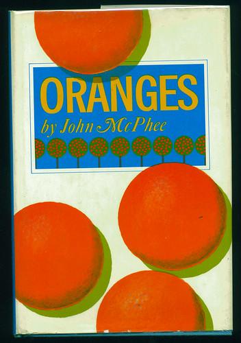 oranges, original cover