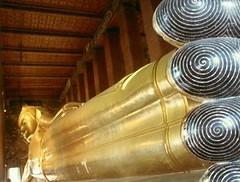 Bankok golden buddha