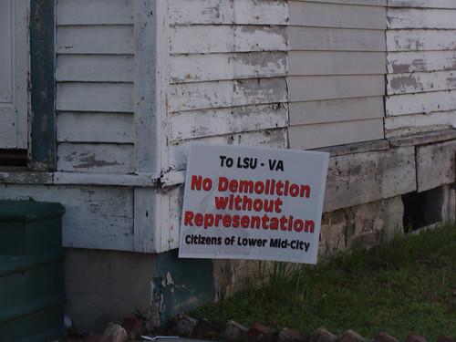 No Demolition