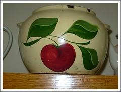 mom's bean pot