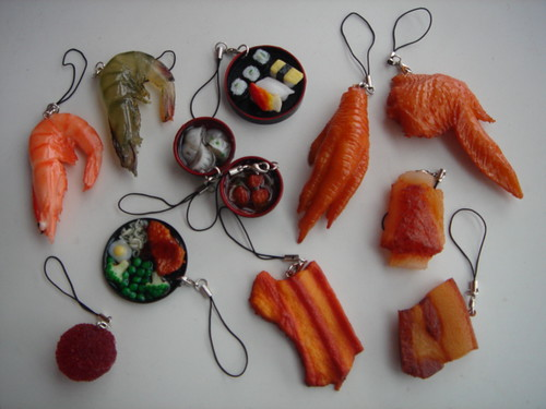 Chinese Food Phone Accessories