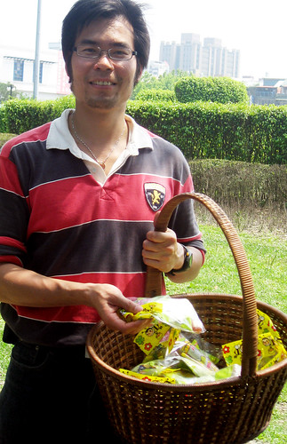 Ahji and Easter treats