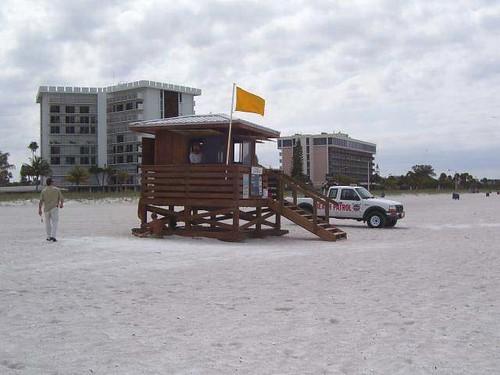 LifeGuard Station - Lido Beach