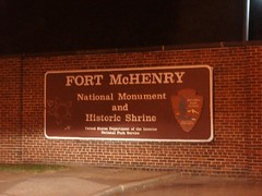 Fort McHenry - Tour of Baltimore