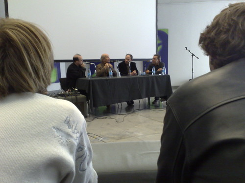 Table ronde - Eduardo Kac
