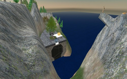 Bodgea 7 - The Equally Mysterious Submarine base