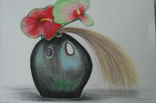 森美_色鉛瓶花