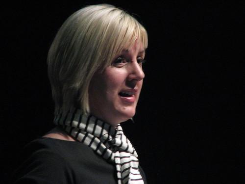 Tara Hunt talks about BarCamp