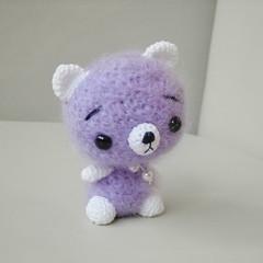Daisy - Amigurumi Crochet Bear by Pepika