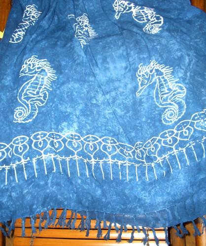 Hand Dyed Sarong