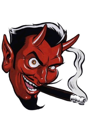 devil wallpaper
