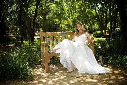 Alicia's bridal session