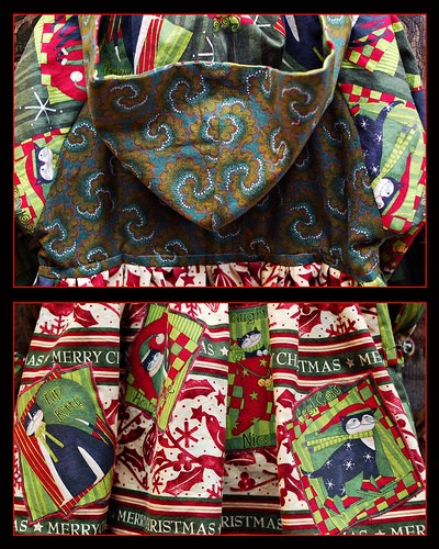 Christmas Dress Details