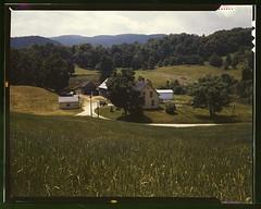 A farm, Bethel, Vt. (LOC)