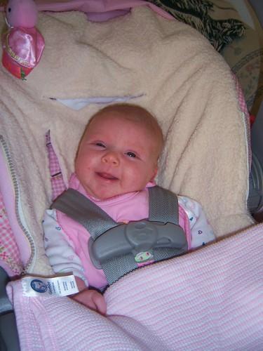 Alyssa Smiling
