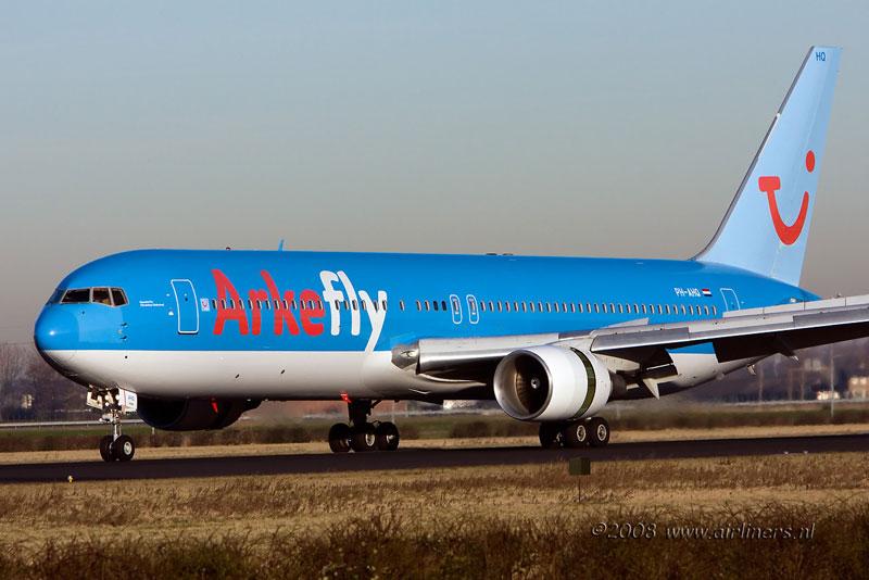 Arkefly-Boeing767