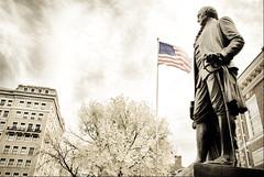 George Washington Statue, Pennsylvania