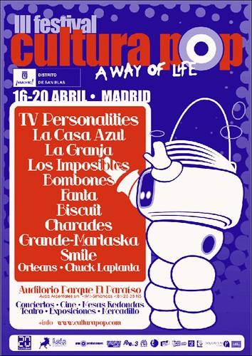 III Festival CulturaPOP