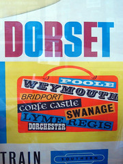 Dorset promo, 60s style