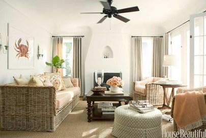 Lindsay Reid living room House Beautiful