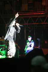 Eminem at Bonnaroo 2011