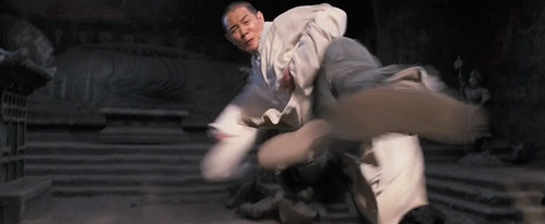 Jet Li dares you to try it!