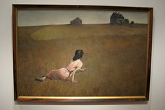 NYC - MoMA: Andrew Wyeth's Christina's World