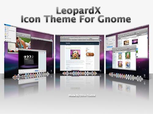 LeopardX preview