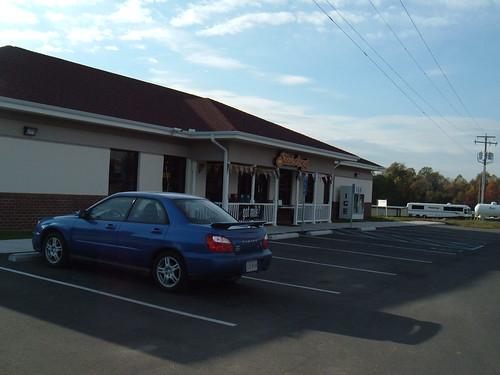 Stuckey's, Ivor, VA