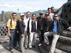 Bersama teman SIMKES 2007