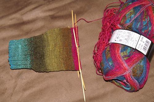 Noro Sock Yarn
