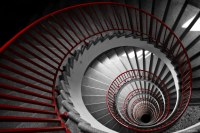 The World's Best Photos of goldenratio and staircase ...