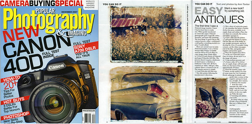 Popular Photography - December Issue