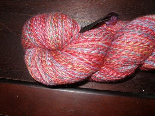 Rio de la Plata Multicolor Ply Sock