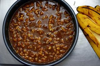 caramel walnut lid
