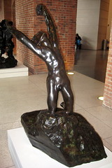 NYC - Brooklyn Museum - Auguste Rodin's The Pr...