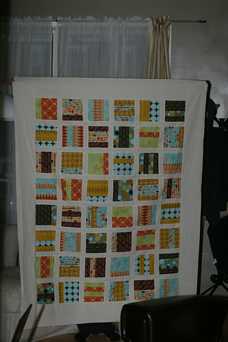 Mixtape Quilt Top