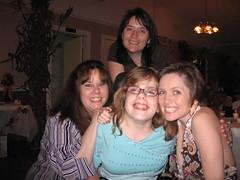 Kerry, Korina, Nancy and Paula