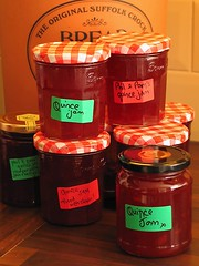 Day 38 - Quince Jam