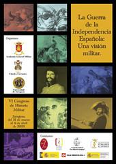 Cartel VI Congreso de Historia Militar