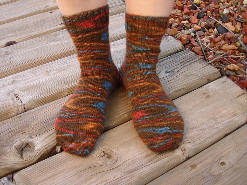 Amanda's Socks