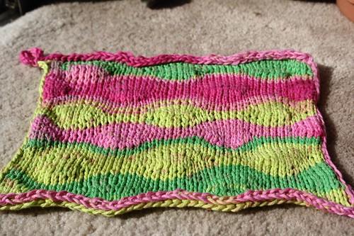 Lizard Ridge Washcloth