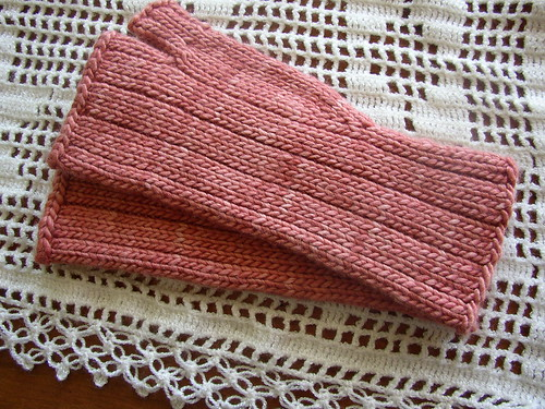 easy mitt again pink done