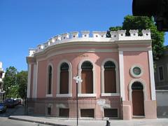 Museo de la historia, Ponce