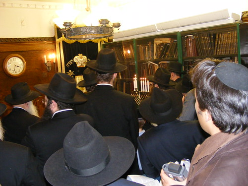 In the Rebbe's Room